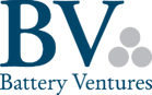 bv logo with type transparent