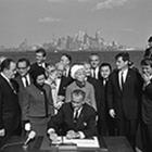Ellis Island Signing Ceremony -150